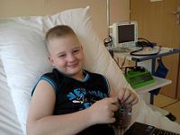 M�ynkowiak Dominik - neuroblastoma IV stopnia