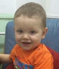 Karwowski Jas - siatkowczak - retinoblastoma PODOPIECZNY FUNDACJI