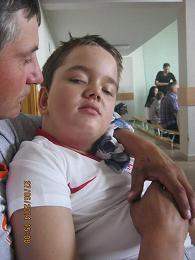 Szczechowski Kacper - leczenie i rehabilitacja