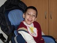 Iorio Luca - leczenie i rehabilitacja - PODOPIECZNY FUNDACJI