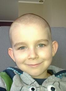 Frydryszak Oliwier - neuroblastoma IV stopnia - wznowa PODOPIECZNY FUNDACJI